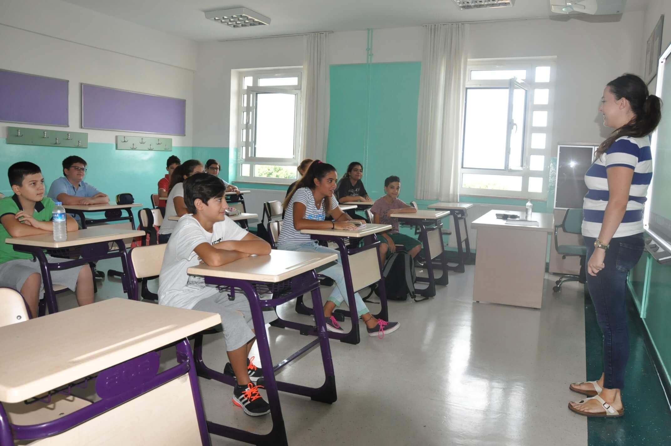 Dün Başlayan Eğitim Destek Programımız (EDP) ve Foregin Language Trainning Programme (FLTP) Programımız Devam Ediyor
