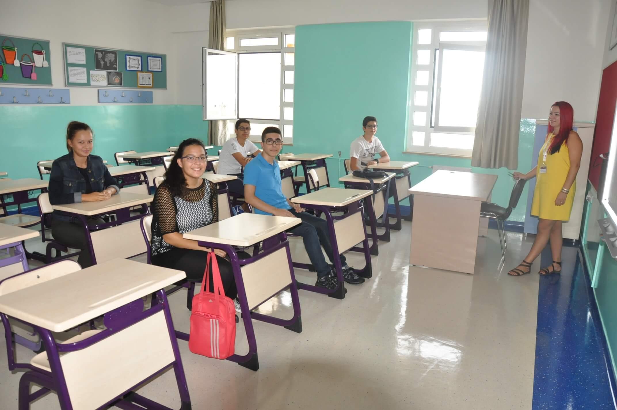 6.7.9.10. ve 11. Sınıf Öğrencilerimizin Oryantasyon Programı Başladı