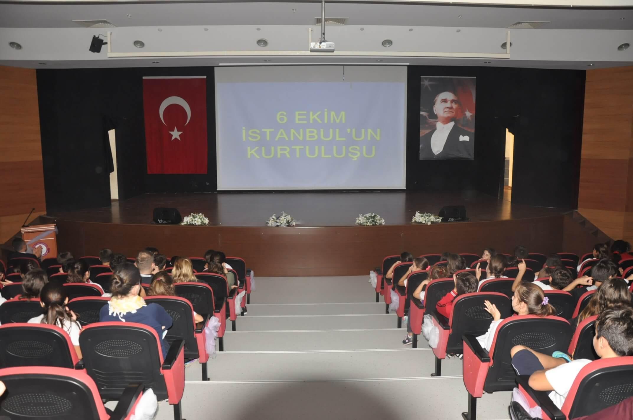 6 Ekim İstanbul'un Kurtuluşunu Coşkuyla Kutladık