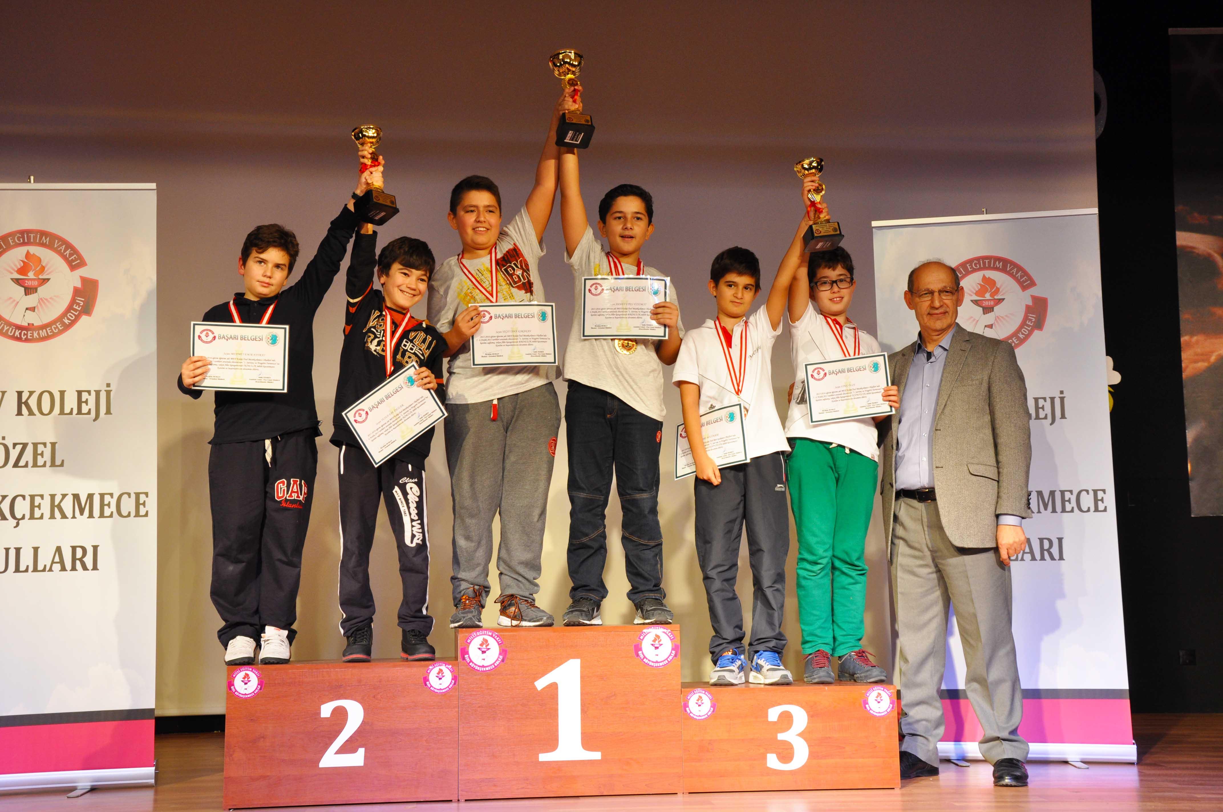 I. Satranç ve Hoşgörü Turnuvası Tamamlandı