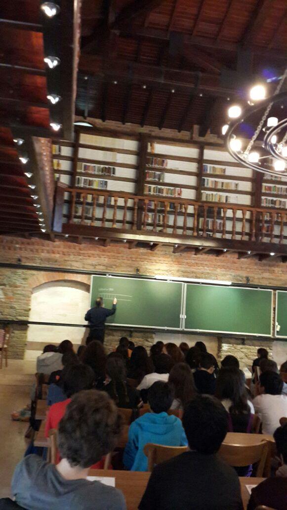 Ortaokul Öğrencilerimiz Şirince Matematik Kampı'nda