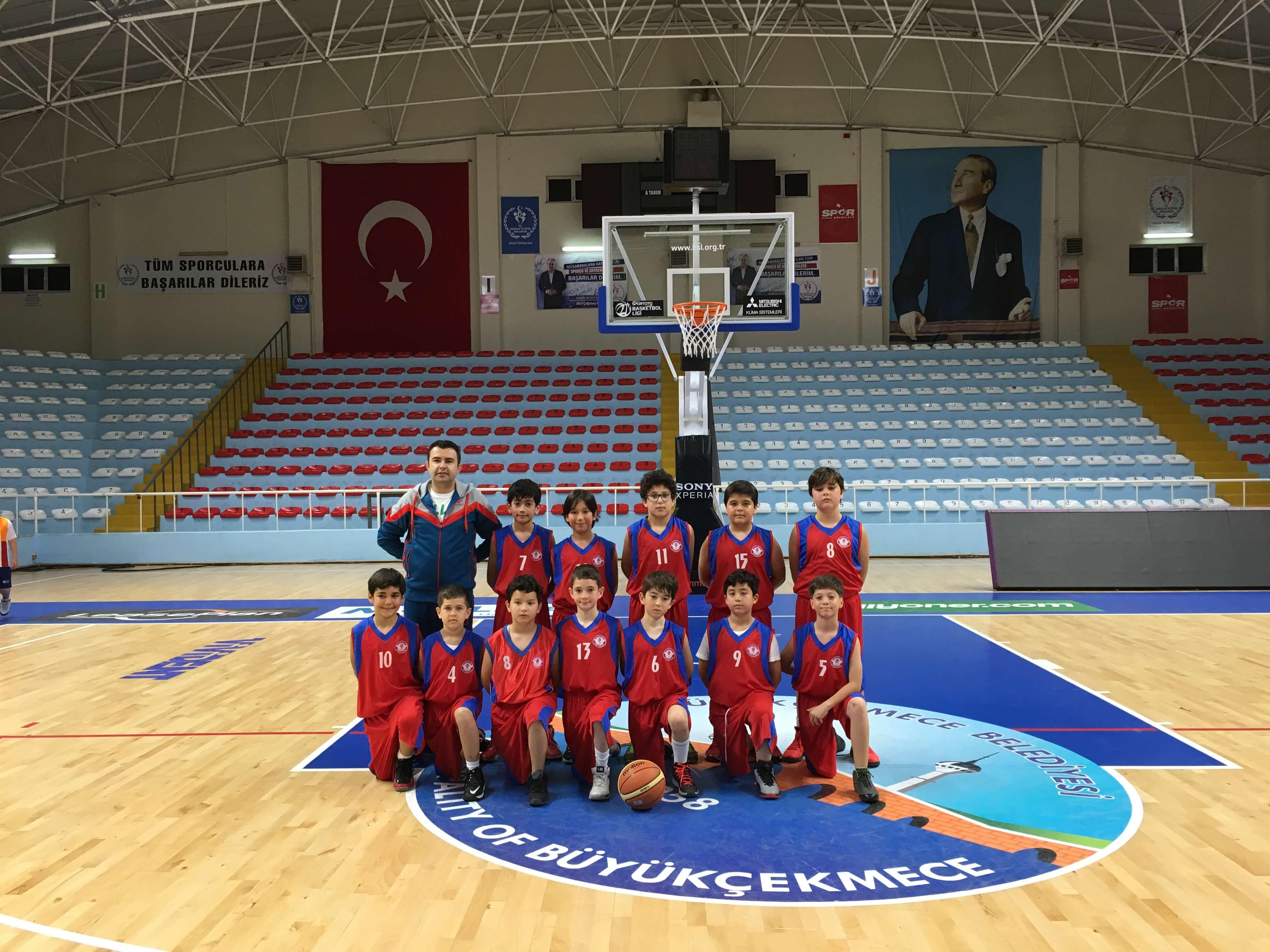 Minik Basketbolcularımız, Yarı Finalde