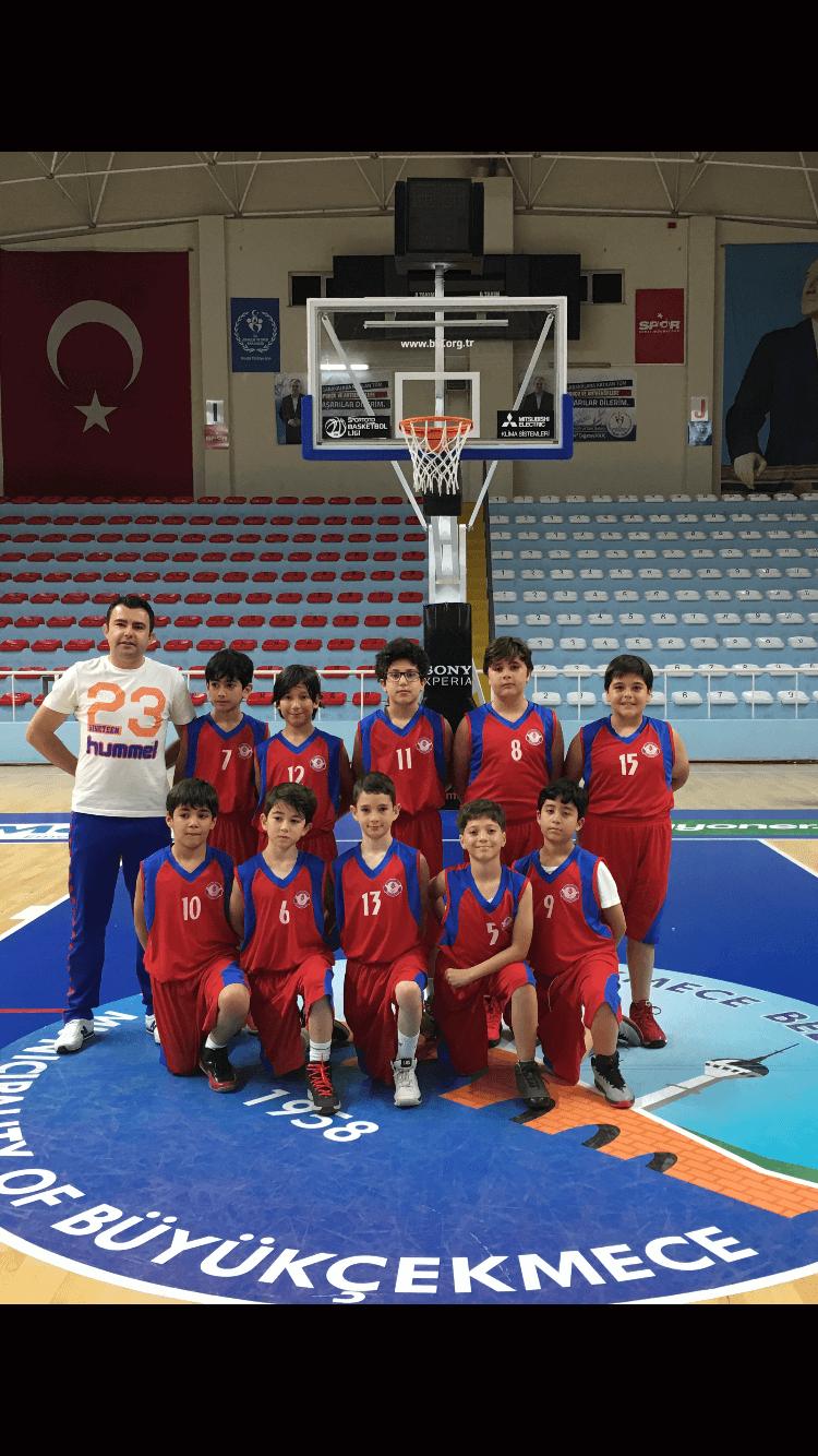 Minik Basketbolcularımız, Şampiyonluk Yolunda