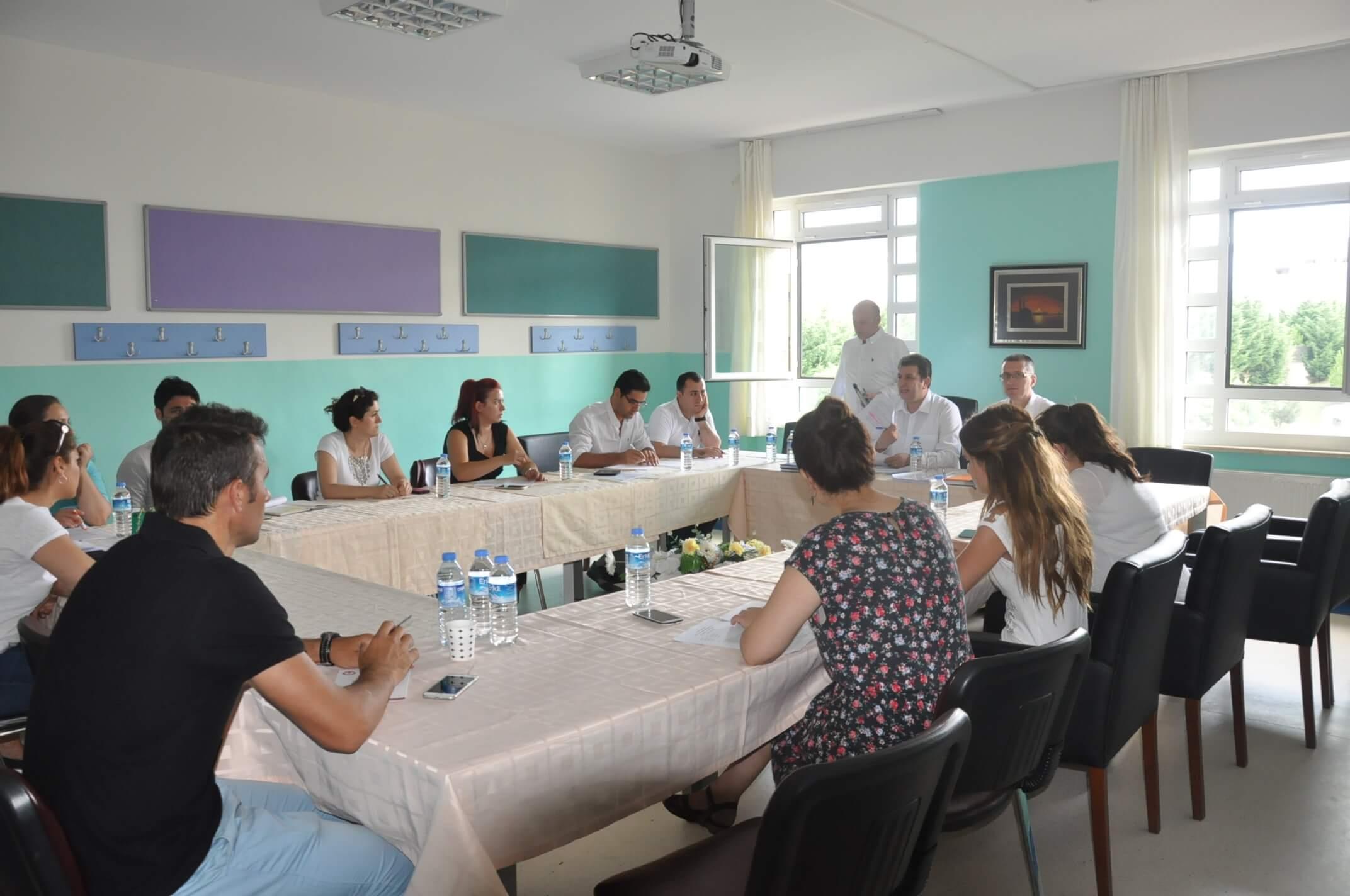 Anadolu Lisesi-Fen Lisesi Yıl Sonu Öğretmenler Genel Kurul Toplantısı