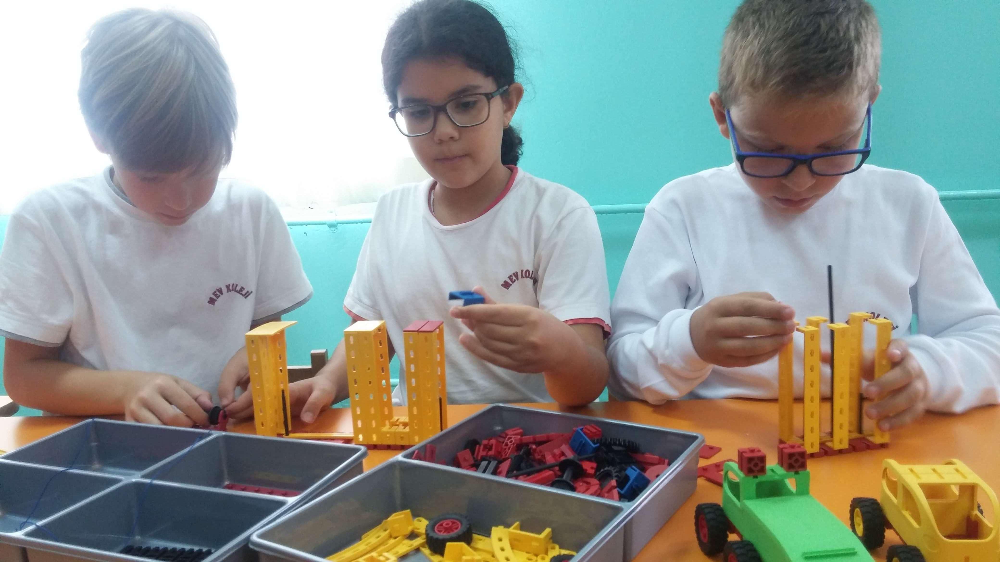 STEM Kulübü Çalışmalarımız Başladı