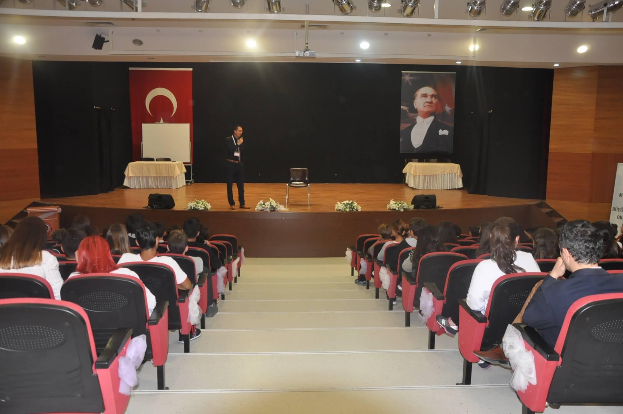 Ödül ve Disiplin Kurulu Anadolu Lisesi-Fen Lisesi İşleyişi Hakkında Bilgilendirme Toplantısı Gerçekleştirdi