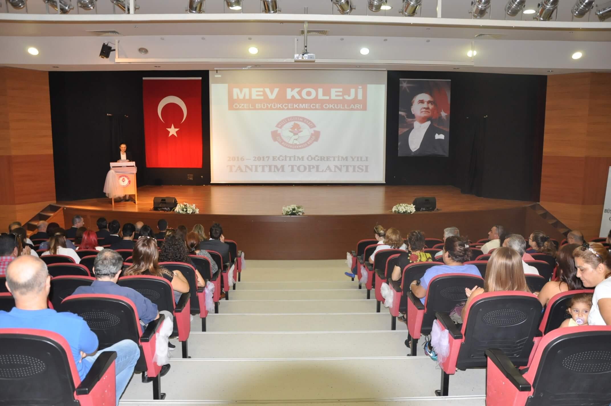Anadolu Lisesi ve Fen Lisesi Öğrencilerimizin Velilerine Yönelik Ders Öğretmenlerinin Tanışma Toplantısı Gerçekleştirildi