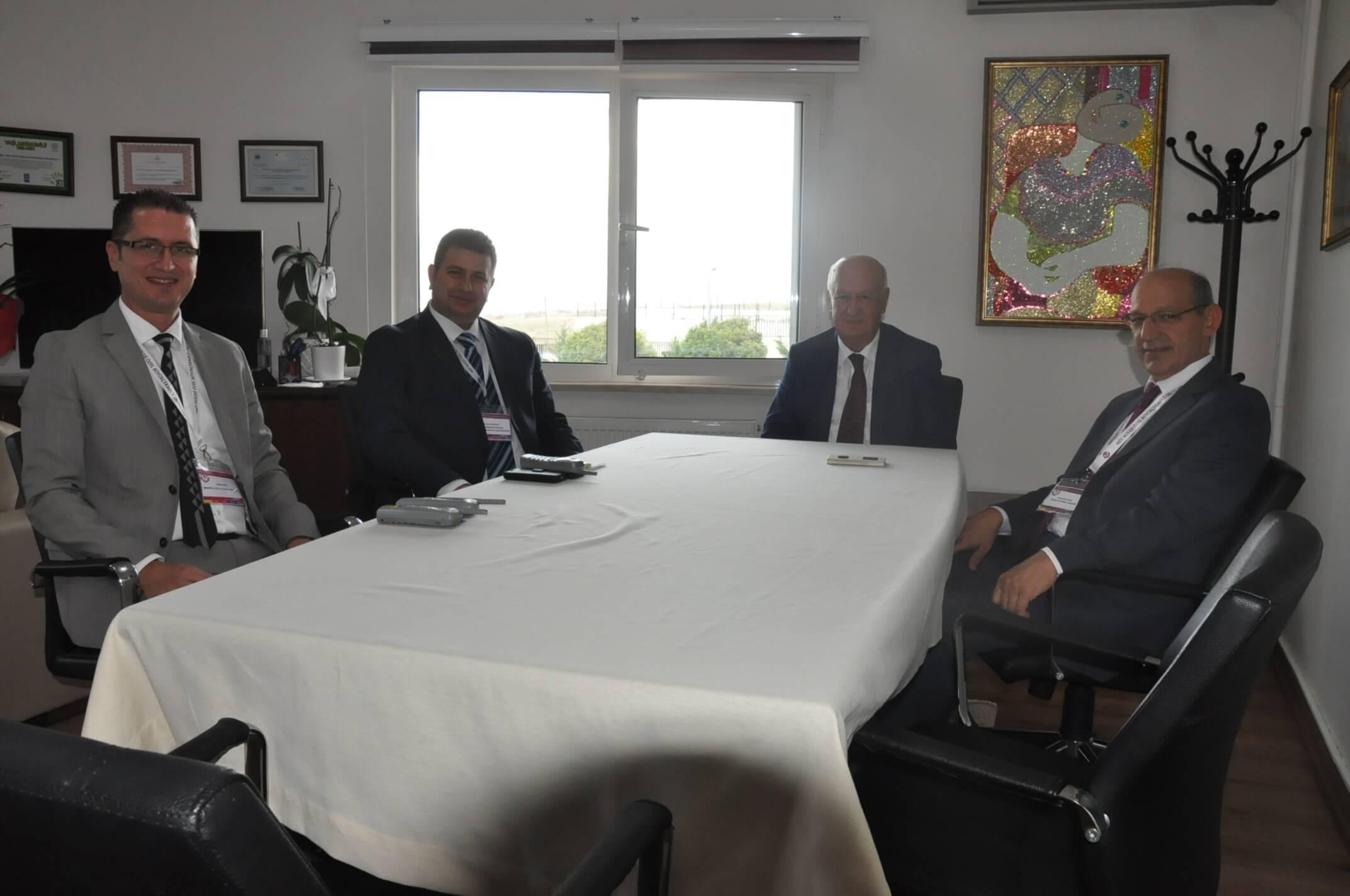 Yönetim Kurulu Üyemiz Sayın Mehmet Temel Okulumuzu Ziyaret Etti