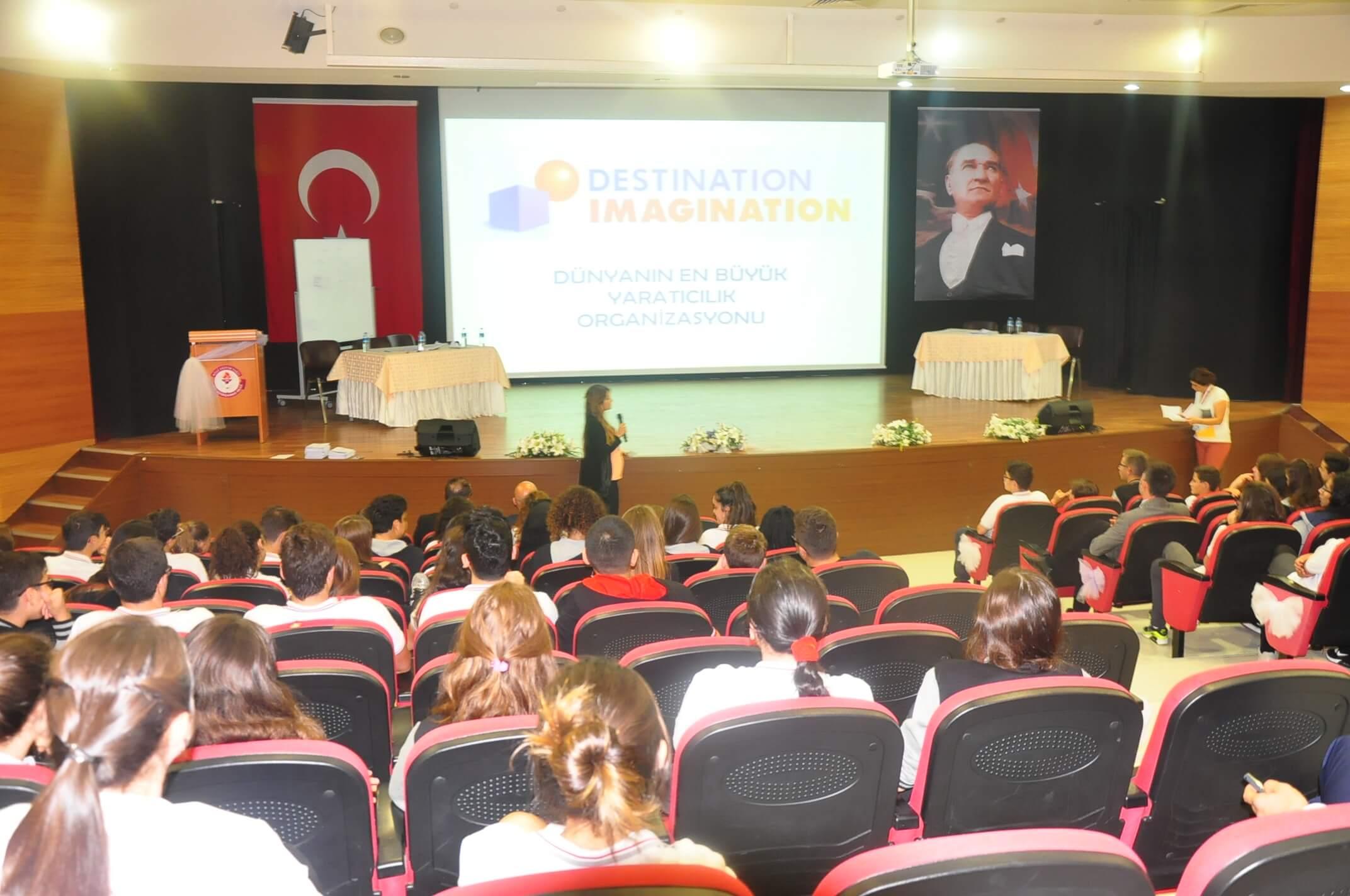 Anadolu Lisesi-Fen Lisesi Öğrencilerimize Yönelik Kulüp Tanıtımları Gerçekleştirildi
