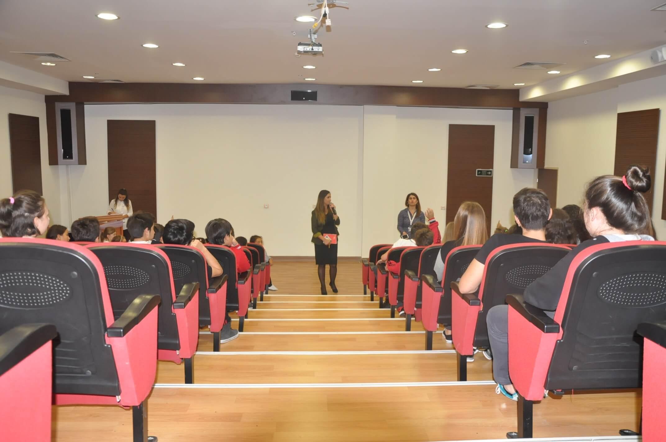 İlk Öğrenci Meclis Toplantısı Gerçekleştirildi