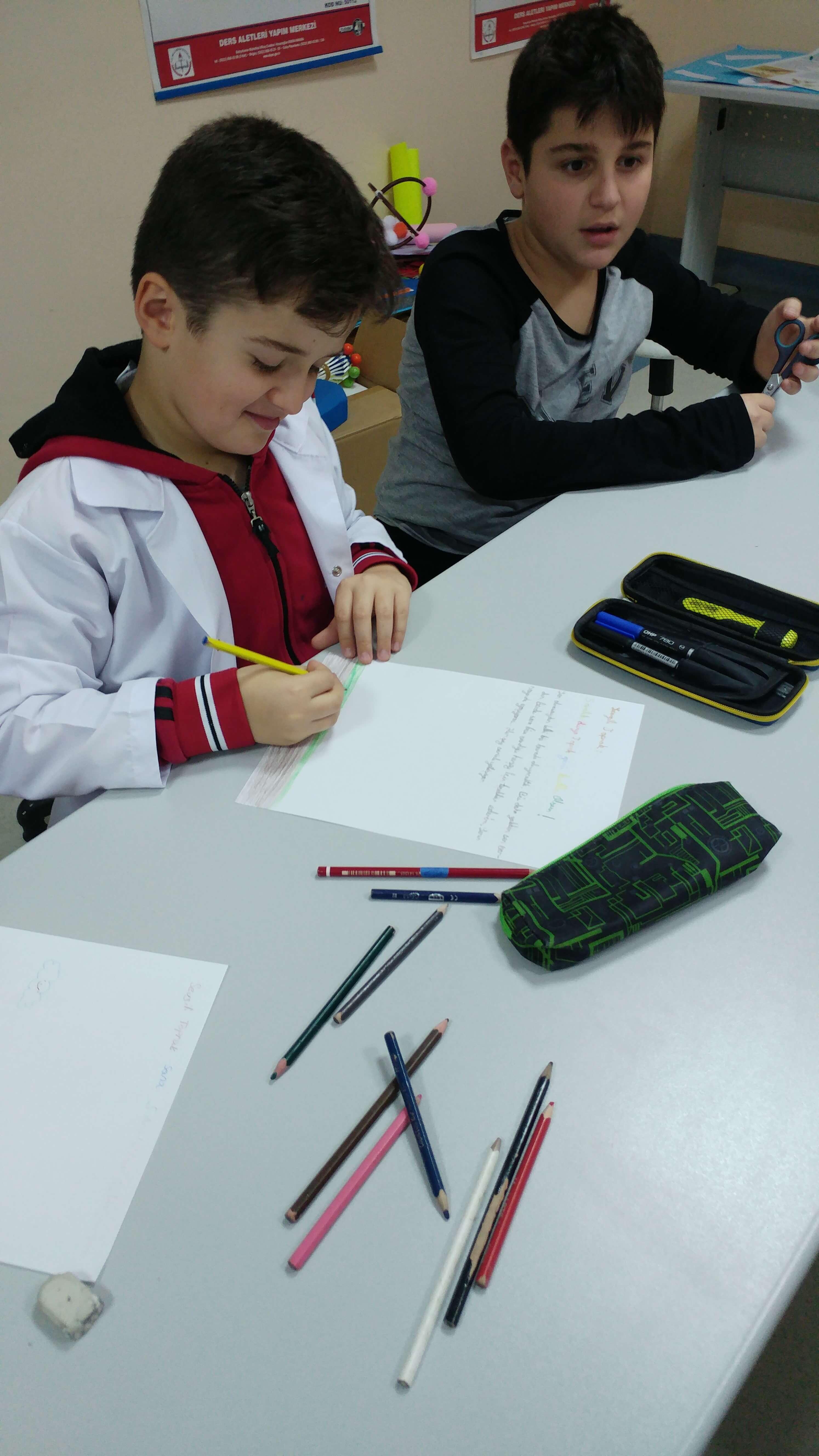 """Çevreyi Yaşatma Kulübü Öğrencilerimiz """"5 Aralık Dünya Toprak Günü"""" İle İlgili Çalışmalar Hazırladılar"""