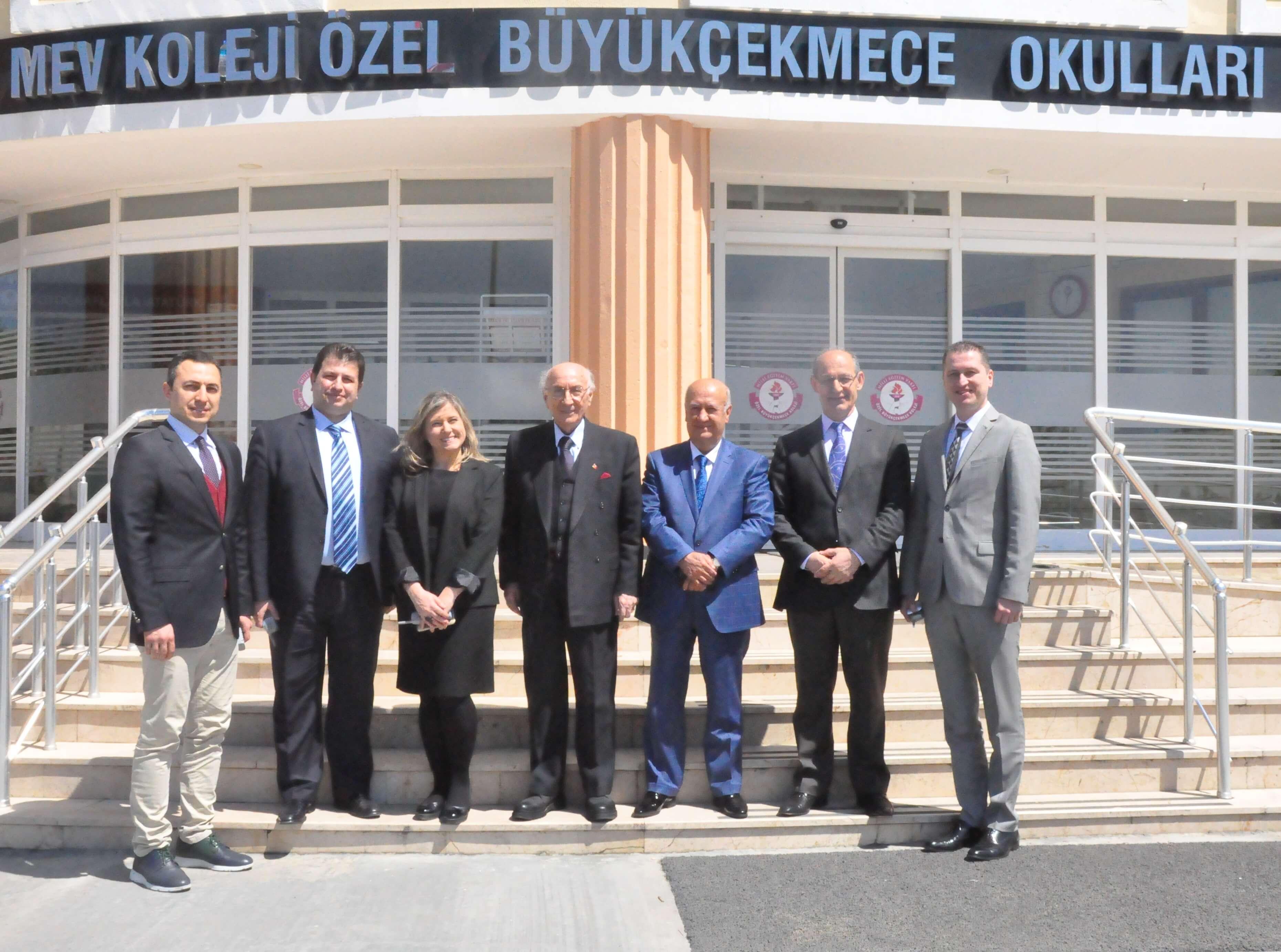 Yönetim Kurulu Üyelerimizin Ziyareti