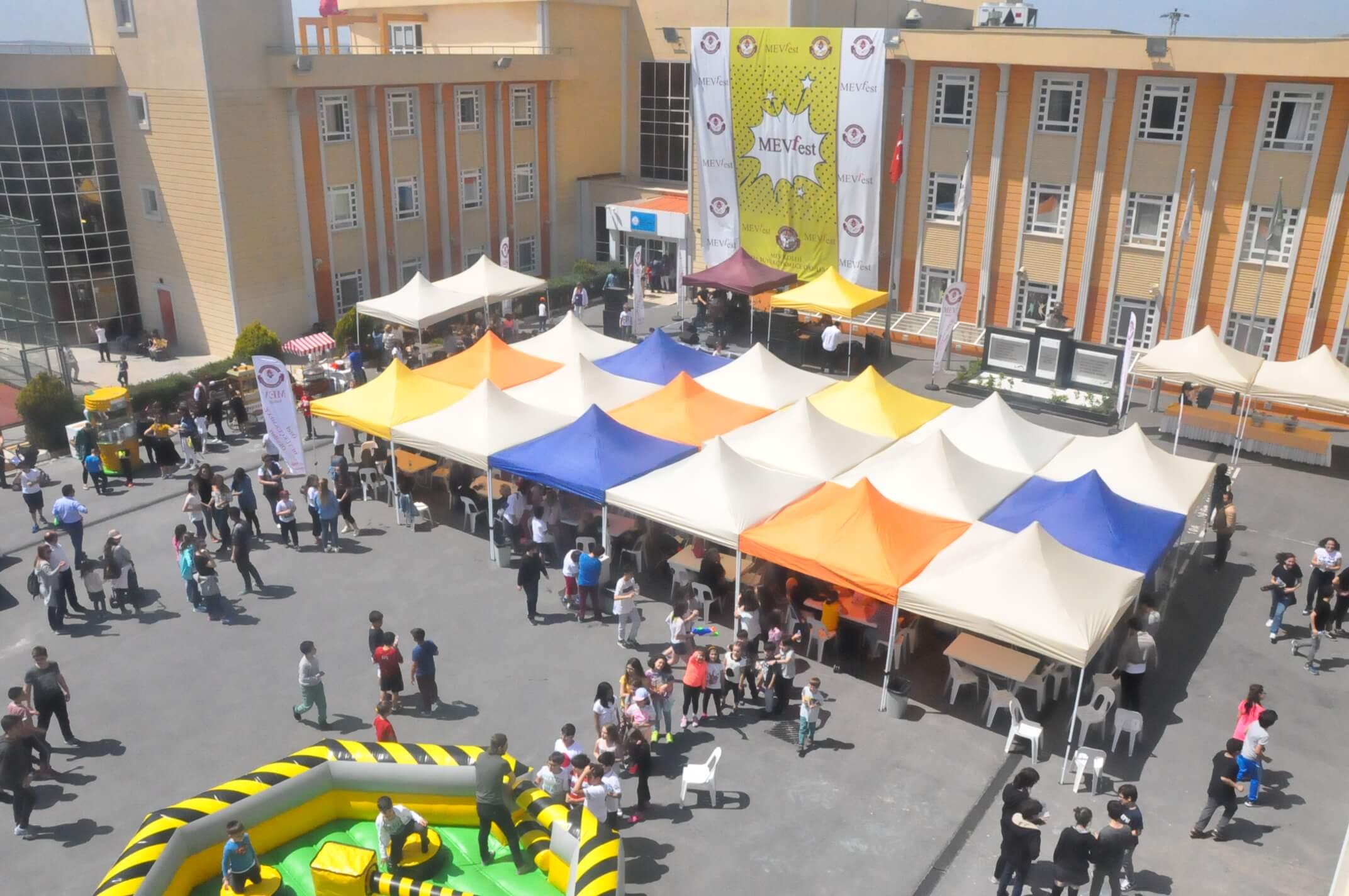 """""""MEVFest"""" Bahar Festivali Etkinliğimiz Coşku ve Eğlenceyle Kutlandı"""
