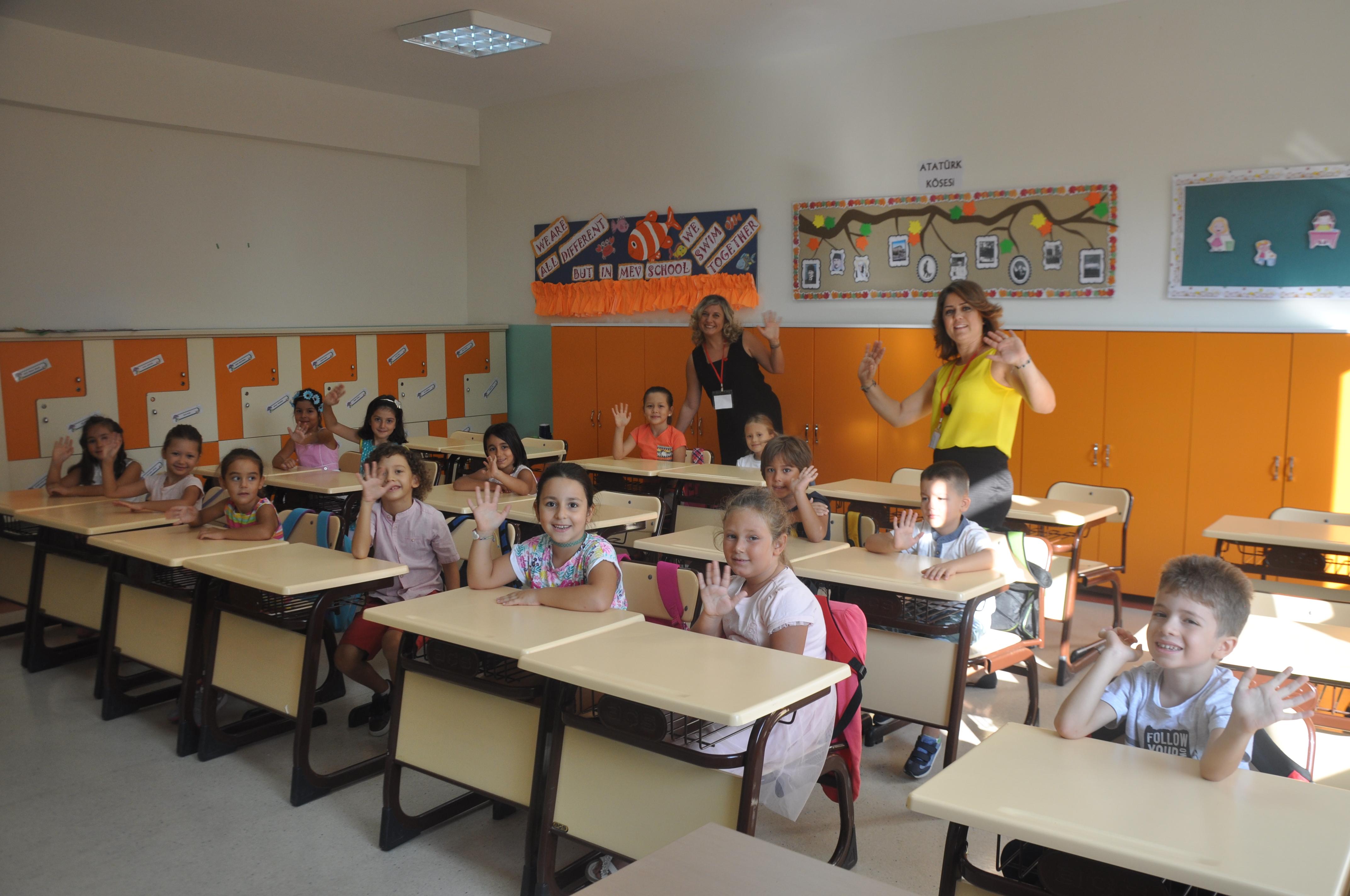 1. Sınıf Öğrencilerimizin Oryantasyon Heyecanı
