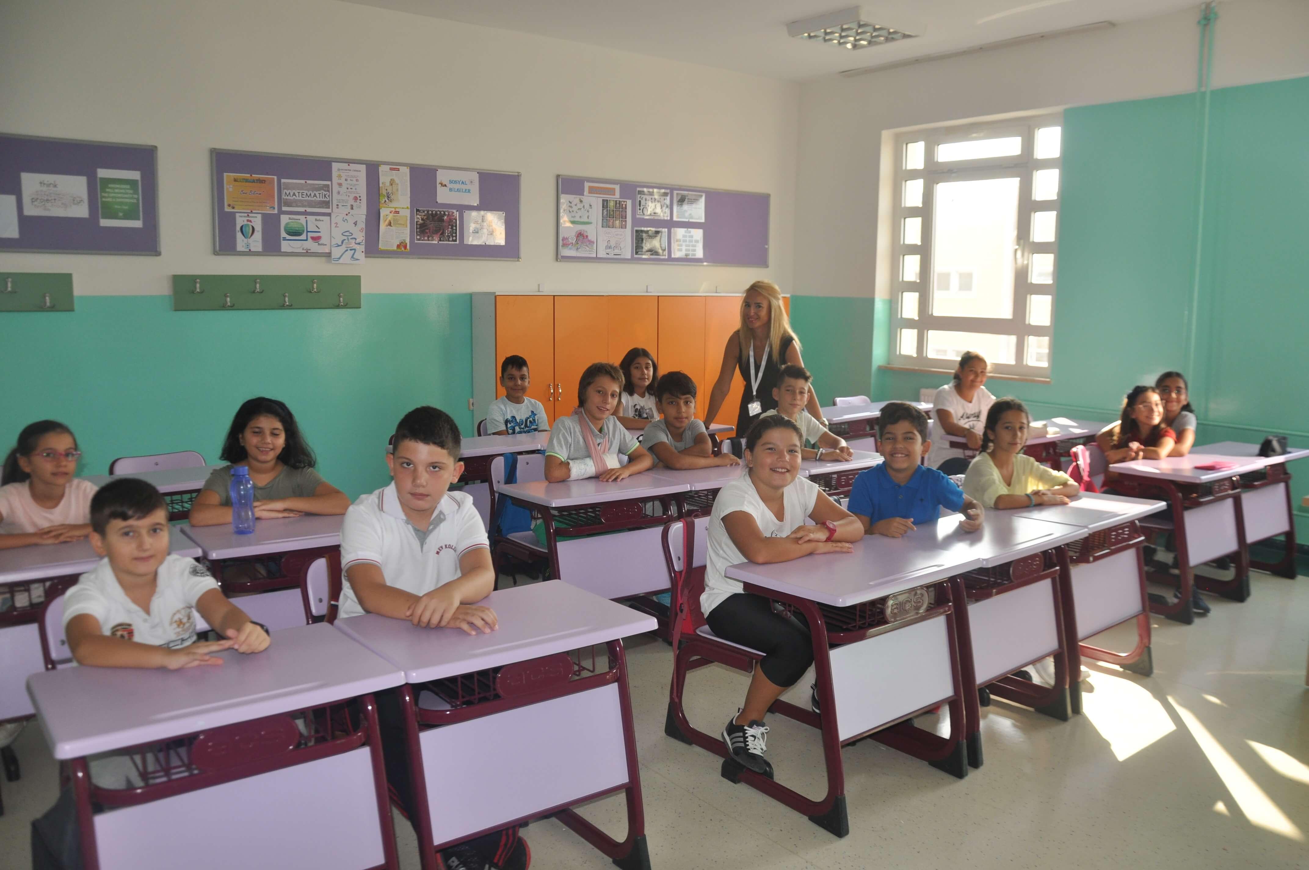 5. Sınıf Öğrencilerimizin Oryantasyon Heyecanı