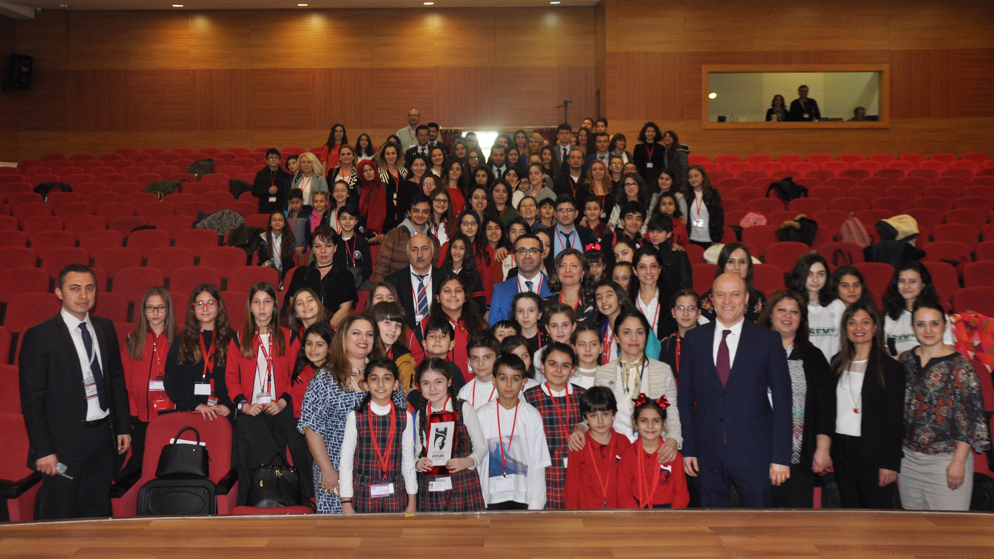 """Okulumuz Uluslararası """"SEMEP"""" Projesine Ev Sahipliği Gerçekleştirdi"""